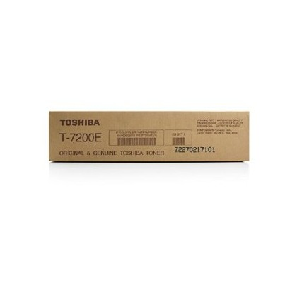 TONER NERO e-STUDIO523/603/723/853 T-7200E 6AK00000078 - Conf da 4 pz.