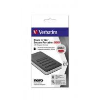 SSD Store  Go Portable con tastierino numerico 256 GB USB 3.1 53402