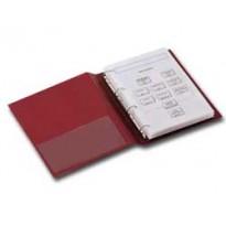 Raccoglitore SANREMO 2000 25 4D blu 42x30cm A3-album SEI ROTA 34423007