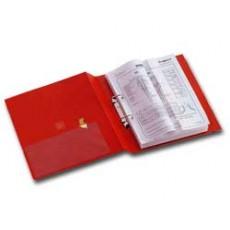 Raccoglitore STELVIO 50 A4 2D blu 22x30cm SEI ROTA 35504207