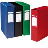 Scatola archivio Scatto 80 25x35cm rosso Sei Rota 67900812
