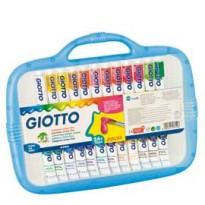 BOX 24 TUBETTI TEMPERA 12ML GIOTTO TUBO 4 ASSORTITO 30510000