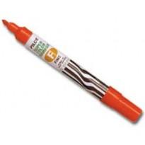 Marcatore SUPER COLOR PERMANENT punta fine rosso PILOT 002413