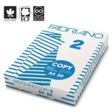 CARTA COPY2 A4 80GR 500FG FABRIANO PERFORMANCE 92803006 - Conf da 5 pz.