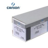 CARTA INKJET PLOTTER 914MM(36) X 50MT 90/95GR LUCIDA CAD CANSON 200012360