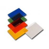 Coprilibro satinato PVC goffrato neutro c/biadesivo 50x31cm RiPlast 31415001 - Conf da 25 pz.