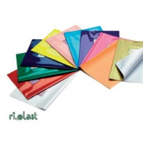 Coprimaxi PVC laccato coprente Colorosa c/alette 21x30cm bianco RiPlast 36718021 - Conf da 25 pz.