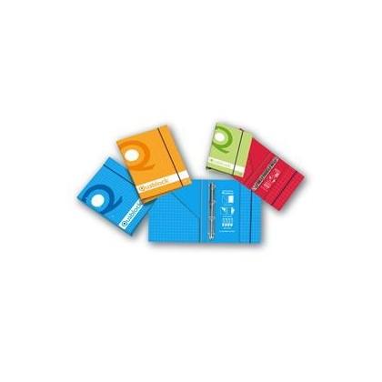 RACCOGLITORE/ANELLI QUABLOCK A4 26X32X4CM PIGNA 006230630