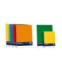 10 separatori in cartoncino colorato 220gr 15x21cm DIVIDERELLO FAVINI A56Y105