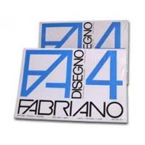 ALBUM FABRIANO4 (33X48CM) 200GR 20FG RUVIDO 05000797