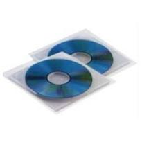 25 buste a sacco PP Insert CD 125x120mm c/patella Sei Rota 430101