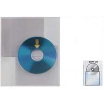 25 buste a sacco PP Soft CD 125x120mm Sei Rota 657529