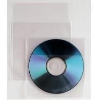 25 BUSTE A SACCO PPL 12,5X12CM CD A C/PATELLA E RETRO ADESIVO 430102