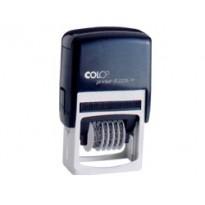 Timbro mini numeratore S126 6colonne 3,8mm autoinchiostrante COLOP S126