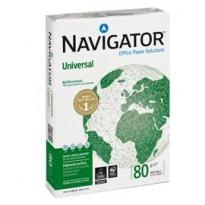 CARTA NAVIGATOR universal A4 80GR 500FG 252X80B021297 - Conf da 5 pz.