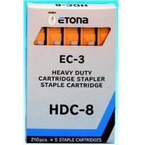 5 caricatori da 210 punti HDC-8 x ETONA EC-3 034D084802