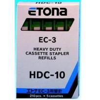 5 caricatori da 210 punti HDC-10 x ETONA EC-3 034D104002