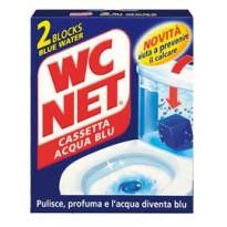 WC NET CASSETTA BLU WATER X 2 M74389