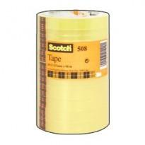 TORRE 8 RT NASTRO ADESIVO Scotch 508 19MMX66M IN PPL 7100213204