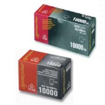 SCATOLA 2000 PUNTI STAPLESS GLOBAL 1210 (24/10) RO-MA 1003610 - Conf da 10 pz.