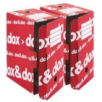 Scatola archivio DOXDOX 170x350x250mm REXEL 1600174 - Conf da 12 pz.