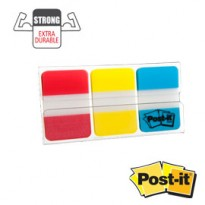 Dispenser 66 Post-it INDEX STRONG 686-RYB 25X38MM COLORI CLASSICI 77984