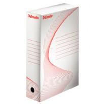 Scatola archivio BOXY 80 24x34cm dorso 8cm ESSELTE 128003 - Conf da 10 pz.