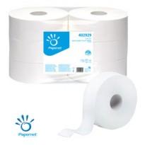 Carta igienica MAXI Jumbo 26,7cm - 371mt Ecolabel Papernet 402929 - Conf da 6 pz.
