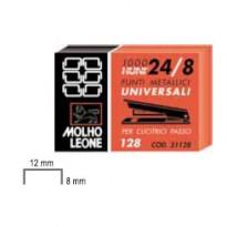 SCATOLA 1000 PUNTI 128 (24/8) LEONE 31128 - Conf da 10 pz.