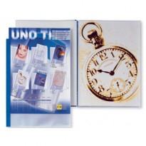 Portalistini personalizzabile UnoTI 30x22cm 36 buste A4Album Sei Rota 55243607