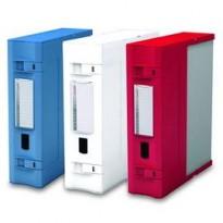 SCATOLA ARCHIVIO COMBI BOX E600 ROSSO 29,8X36,2 D.9CM E600RO