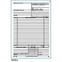 DDT SNAP 3 COPIE AUTORIC. 100FG 29,7X21CM E9029 E9029