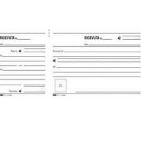 BLOCCO RICEVUTE GENERICHE MADRE/FIGLIA 100FG 11X21 E5566 E5566