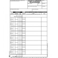 BLOCCO CARBURANTE 13 FOGLI 23X14,8 E5413B EDIPRO E5413B - Conf da 20 pz.