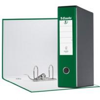 Registratore EUROFILE G53 verde dorso 8cm f.to commerciale ESSELTE 390753180