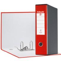 Registratore EUROFILE G53 rosso dorso 8cm f.to commerciale ESSELTE 390753160