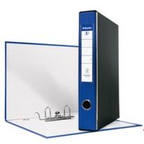 Registratore EUROFILE G54 blu dorso 5cm f.to protocollo ESSELTE 390754050