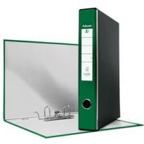 Registratore EUROFILE G54 verde dorso 5cm f.to protocollo ESSELTE 390754180