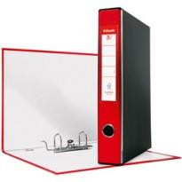 Registratore EUROFILE G54 rosso dorso 5cm f.to protocollo ESSELTE 390754160