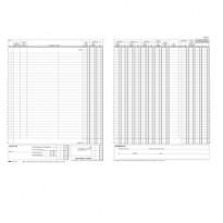 REGISTRO IVA FATTURE 31X24,5 22 PAG. E2133 EDIDRO E2133