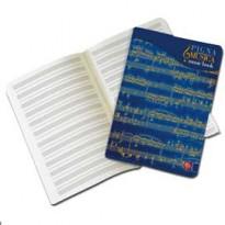 MAXIQUADERNO MUSICA 21X29,7CM 32FG 100GR 12 PENTAGRAMMI 0408197IN - Conf da 10 pz.