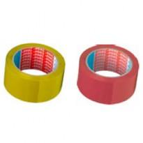 NASTRO ADESIVO PVC 66MTX9MM ROSSO 4204 PER SIGILLATURA TESA 04204-00049-00 - Conf da 16 pz.