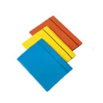 CARTELLINA C/ELASTICO 17X25CM ASSORTITO 40LA CG0040LBXXXAE15 - Conf da 10 pz.