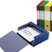 Scatola archivio Spazio 150 25x35cm dorso 15cm blu Sei Rota 67891507
