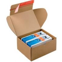 SCATOLE SPEDIZIONE MODULBOX 14X10,1X4,3CM AVANA CP080.02 - Conf da 20 pz.