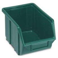 VASCHETTA ECOBOX 112 VERDE TERRY 1000444