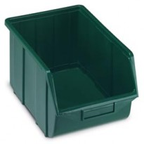 VASCHETTA ECOBOX 114 VERDE TERRY 1000464