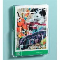 PORTADEPLIANT COMPONIBILI 1 TASCA A4 DA PARETE ART.5029 5029 - Conf da 3 pz.