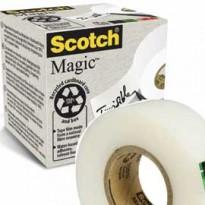 PACK 9 ROTOLI Scotch 900 19X33 INVISIBILE ECOLOGICO 91576