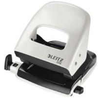 Perforatore 2 fori 5008 WOW bianco perla max 30fg LEITZ 50081201